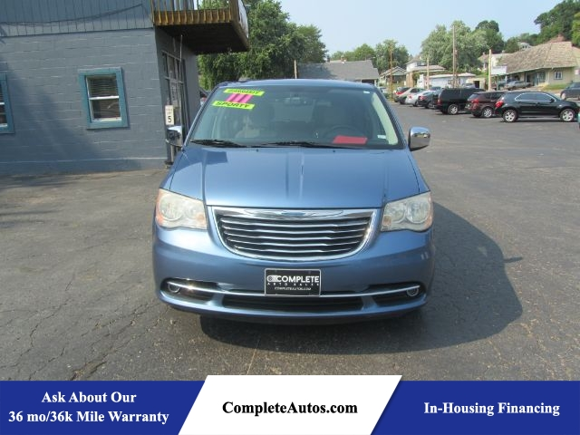 2011 Chrysler Town & Country Touring-L  - R3358  - Complete Autos