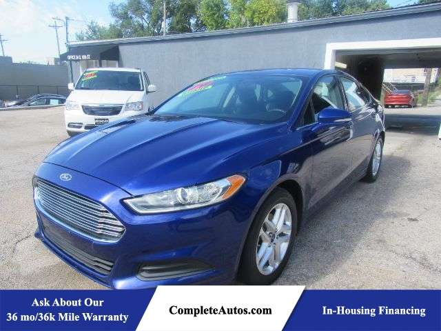 2014 Ford Fusion SE  - P16204  - Complete Autos