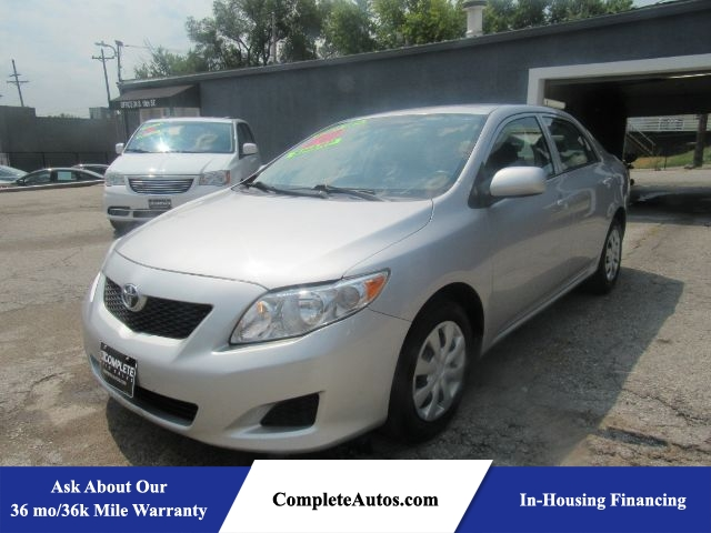 2010 Toyota Corolla Base 4-Speed AT  - P16183  - Complete Autos