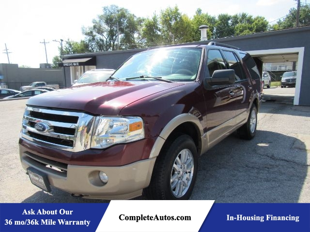 2012 Ford Expedition XLT 4WD  - P16156  - Complete Autos