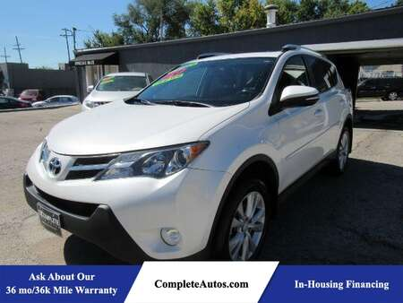 2014 Toyota RAV-4 Limited AWD for Sale  - P16245  - Complete Autos