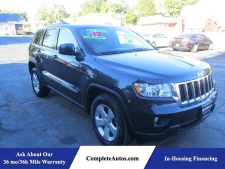 2012 Jeep Grand Cherokee Laredo 4WD for Sale  - R3385  - Complete Autos