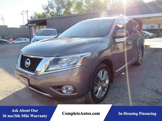 2014 Nissan Pathfinder  - Complete Autos
