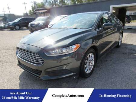 2015 Ford Fusion S for Sale  - P16173  - Complete Autos