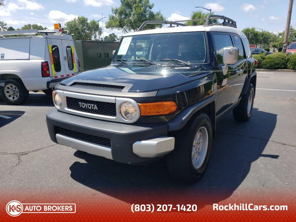 2007 Toyota FJ Cruiser 2WD  - 2632  - K & S Auto Brokers