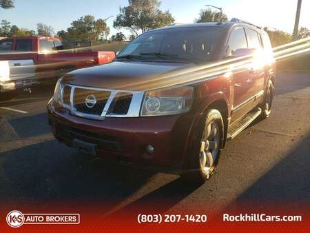 2010 Nissan Armada TITANIUM 2WD for Sale  - 2729  - K & S Auto Brokers