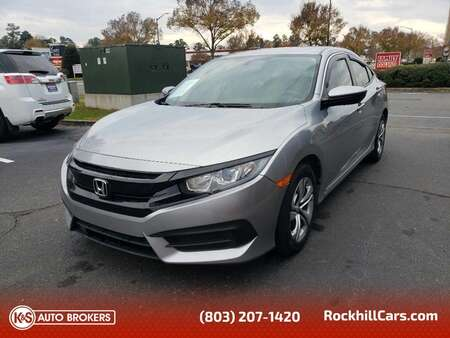 2016 Honda Civic LX for Sale  - 2738  - K & S Auto Brokers