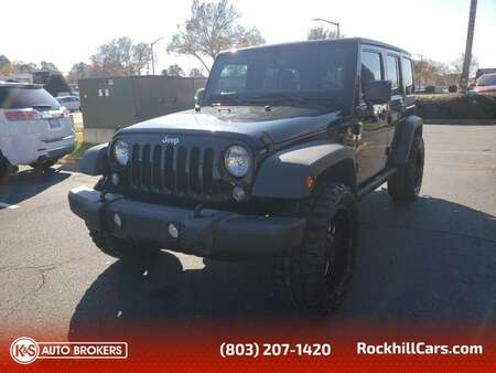2015 Jeep Wrangler SPORT 4WD for Sale  - 2737  - K & S Auto Brokers