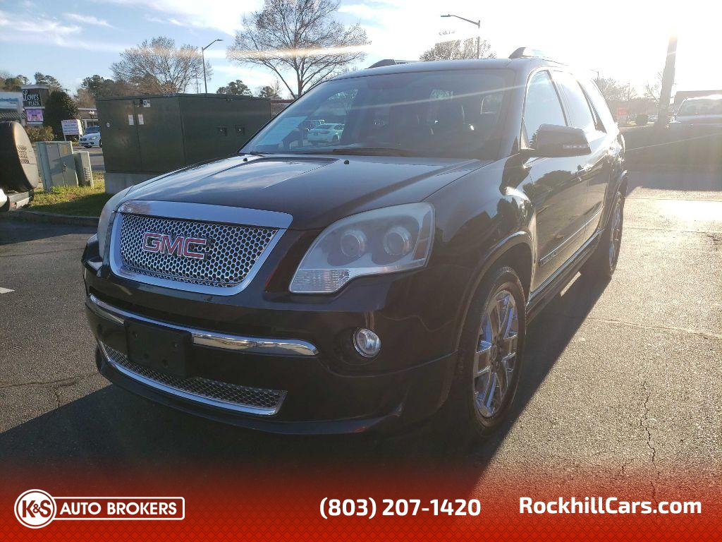 2012 GMC Acadia DENALI AWD  - 2769  - K & S Auto Brokers