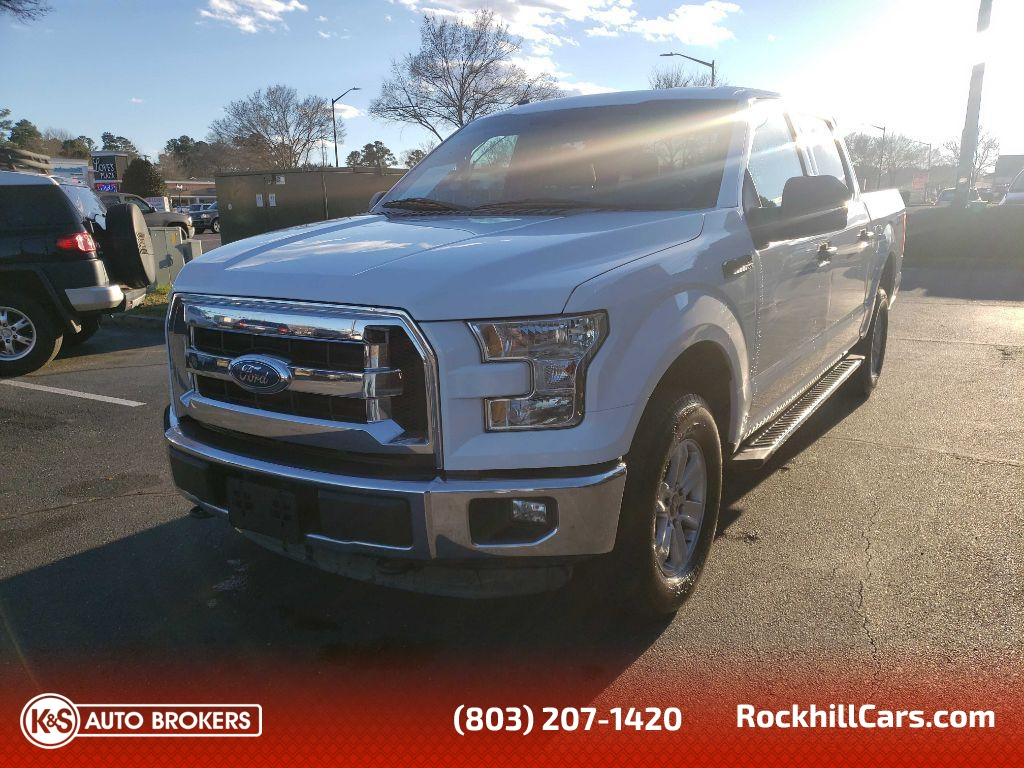 2016 Ford F-150 SUPERCREW 4WD  - 2758  - K & S Auto Brokers