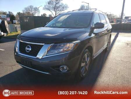 2013 Nissan Pathfinder S 4WD for Sale  - 2789  - K & S Auto Brokers