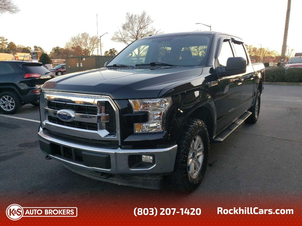 2017 Ford F-150 SUPERCREW 4WD  - 2783  - K & S Auto Brokers