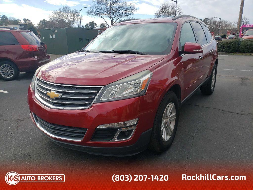 2014 Chevrolet Traverse LT  - 2813  - K & S Auto Brokers