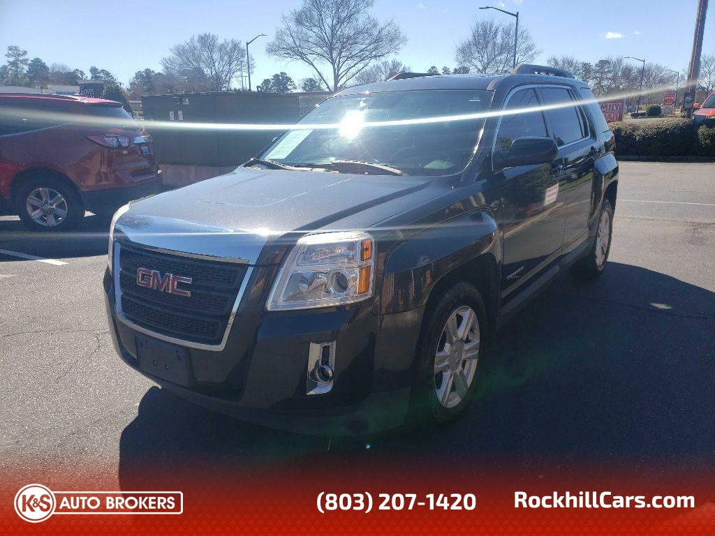 2014 GMC TERRAIN SLE AWD  - 2816  - K & S Auto Brokers