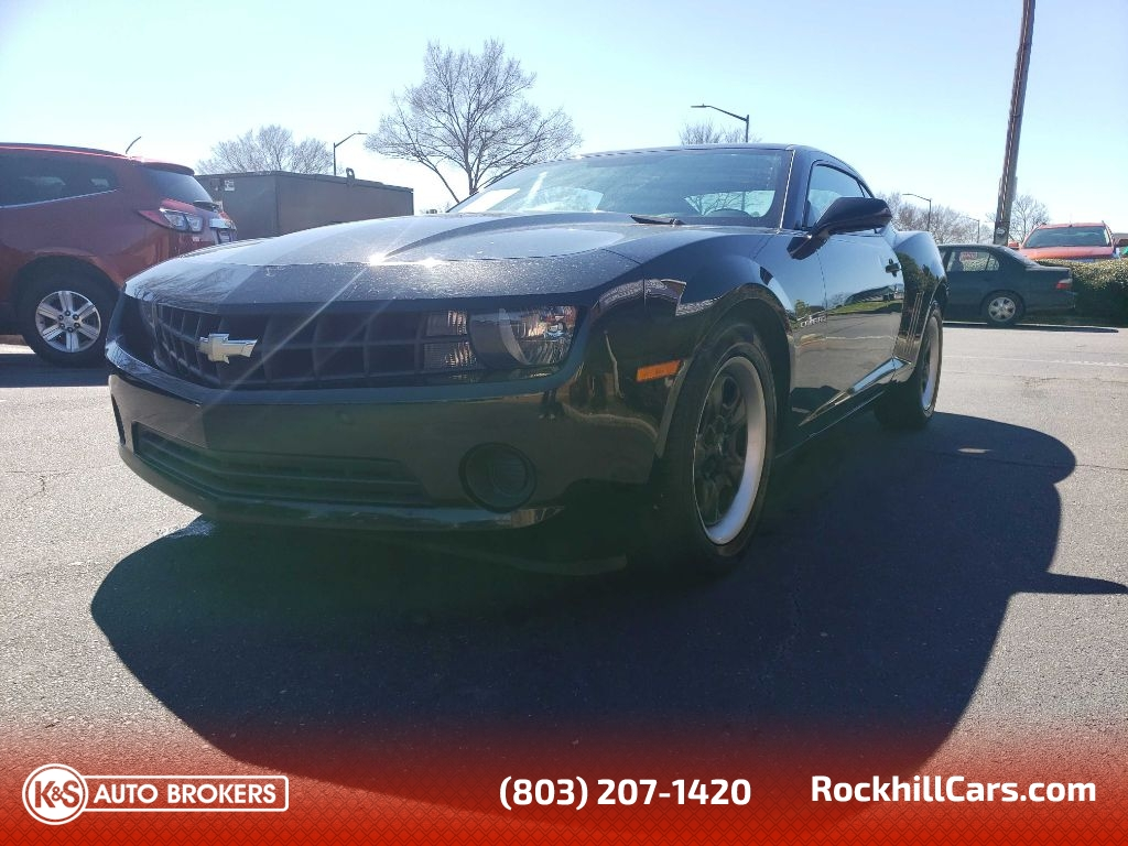 2013 Chevrolet Camaro  - K & S Auto Brokers