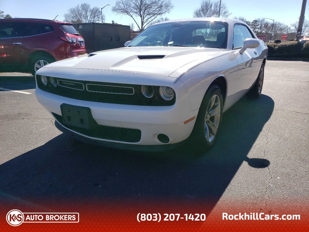 2016 Dodge Challenger  - K & S Auto Brokers