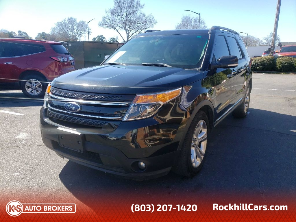 2014 Ford Explorer LIMITED  - 2803  - K & S Auto Brokers