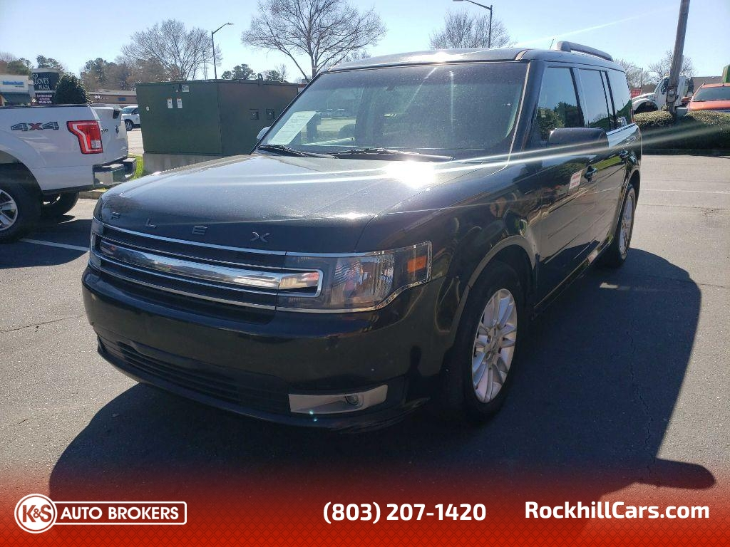 2014 Ford Flex SEL  - 2827  - K & S Auto Brokers