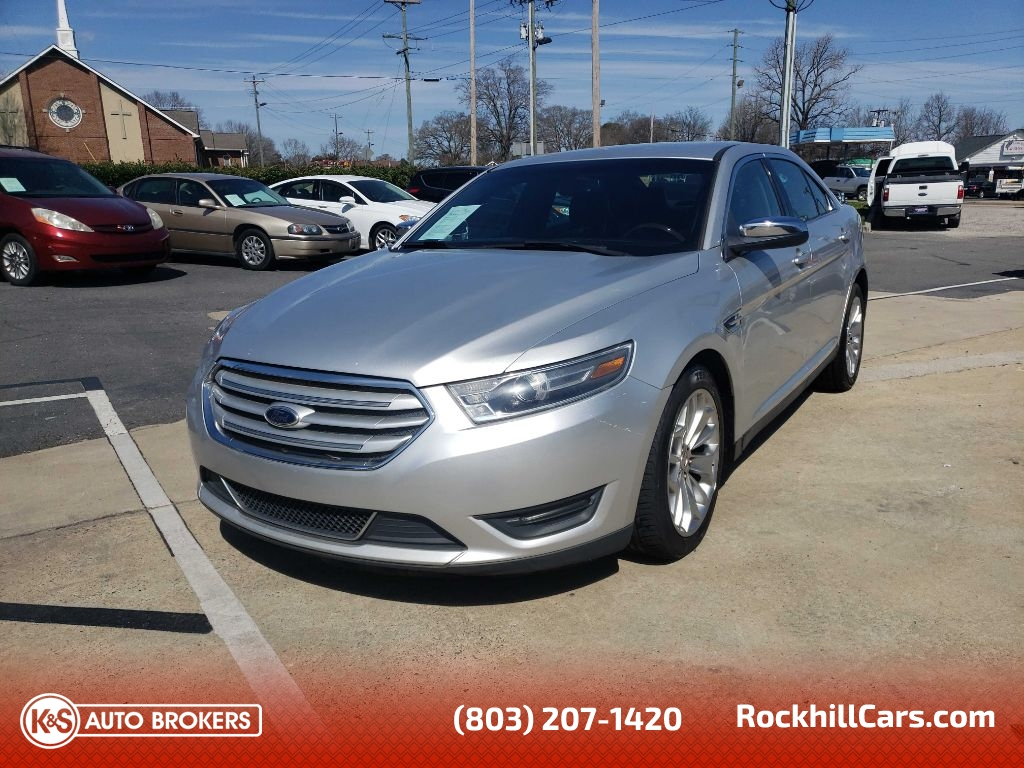 2014 Ford Taurus LIMITED  - 2839  - K & S Auto Brokers