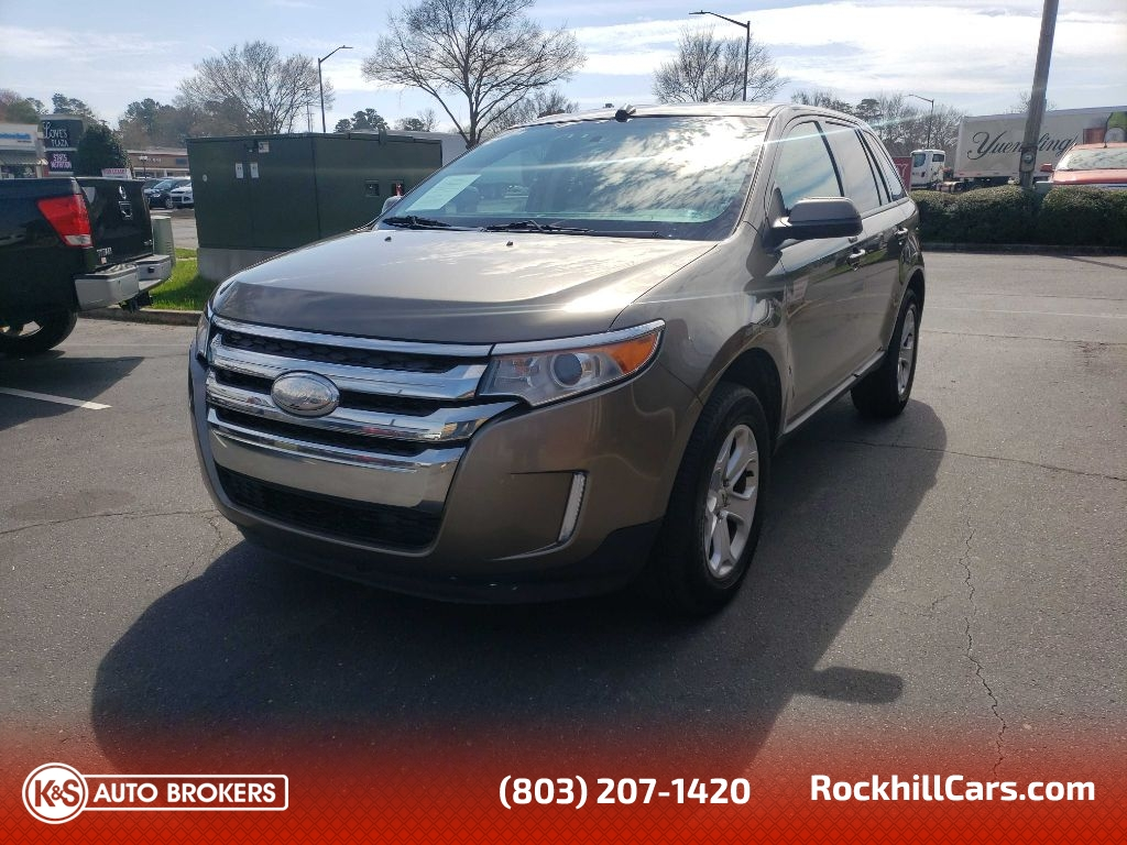 2013 Ford Edge SEL AWD  - 2847  - K & S Auto Brokers