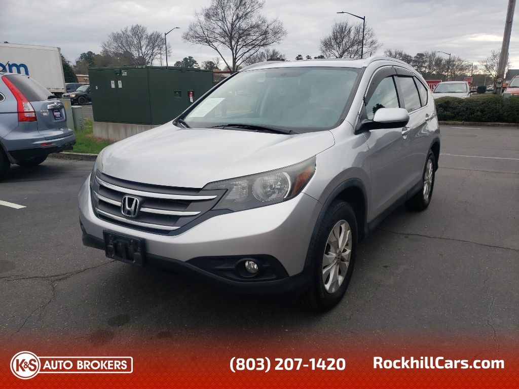 2012 Honda CR-V EXL 4WD  - 2859  - K & S Auto Brokers