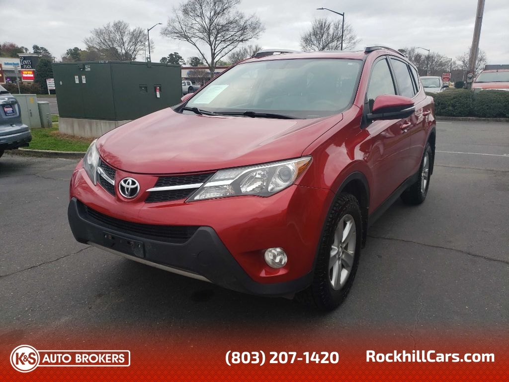 2014 Toyota RAV-4  - K & S Auto Brokers