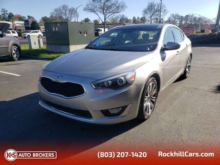 2014 Kia Cadenza PREMIUM for Sale  - 2869  - K & S Auto Brokers