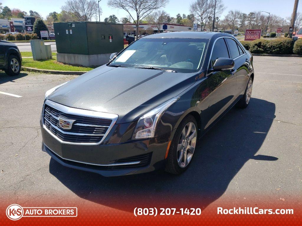2016 Cadillac ATS  - K & S Auto Brokers