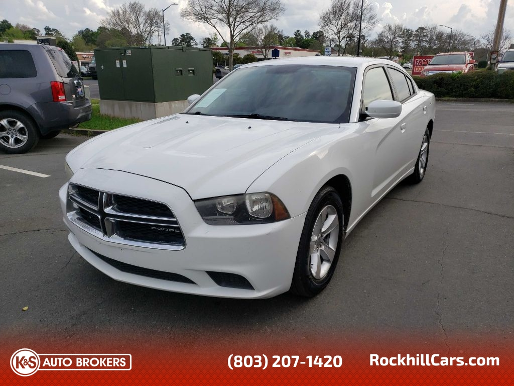 2011 Dodge Charger SE  - 2878  - K & S Auto Brokers