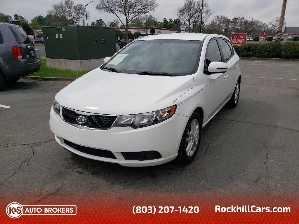 2011 Kia FORTE 5-DOOR EX  - 2888  - K & S Auto Brokers