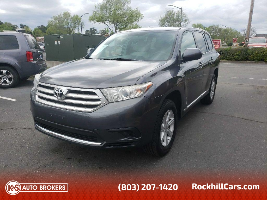 2013 Toyota Highlander BASE 4WD  - 2894  - K & S Auto Brokers