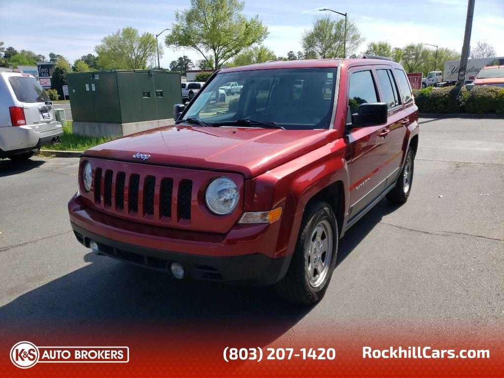 2015 Jeep Patriot SPORT  - 2897  - K & S Auto Brokers