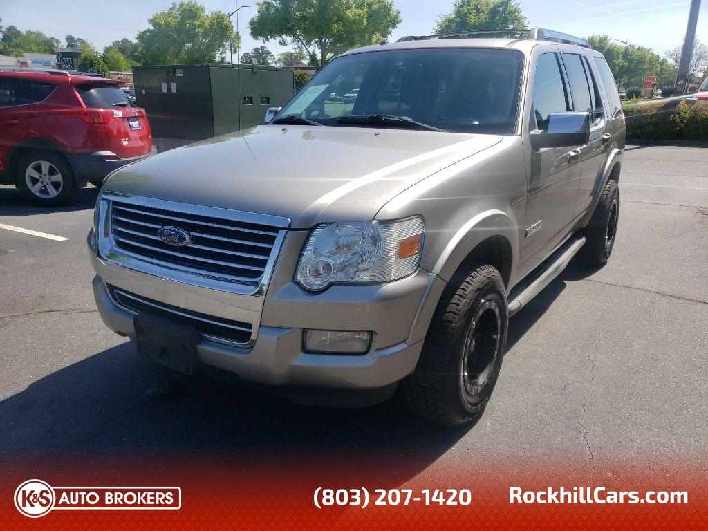 2008 Ford Explorer LIMITED  - 2907  - K & S Auto Brokers