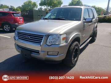 2008 Ford Explorer LIMI