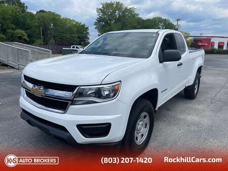 2017 Chevrolet Colorado 2WD WT Extended Cab for Sale  - 2920  - K & S Auto Brokers