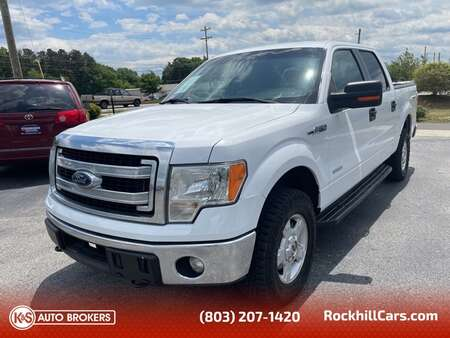 2014 Ford F-150 SUPERCREW 4WD for Sale  - 2921  - K & S Auto Brokers