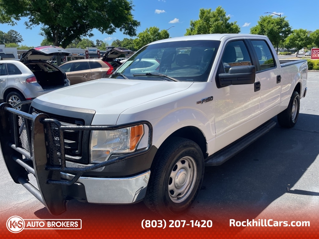 2014 Ford F-150 SUPERCREW 4WD  - 2922  - K & S Auto Brokers