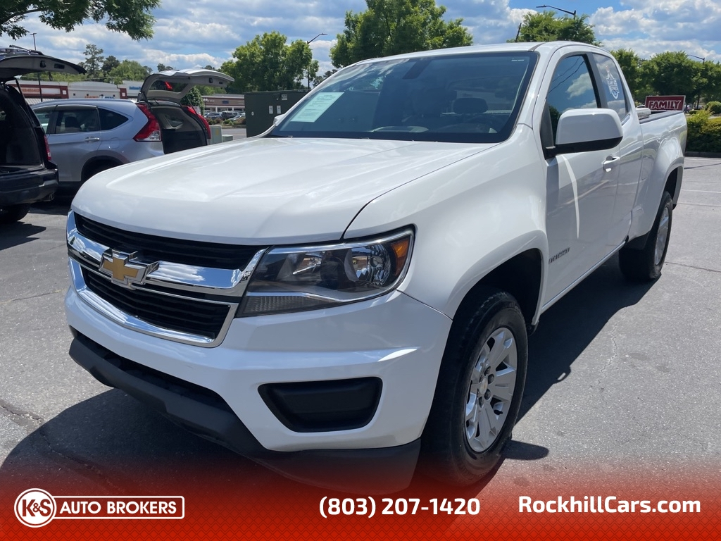 2016 Chevrolet Colorado LT 2WD Extended Cab  - 2927  - K & S Auto Brokers