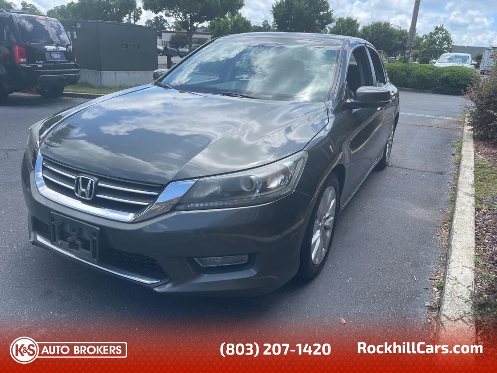 2013 Honda Accord EXL  - 2943  - K & S Auto Brokers