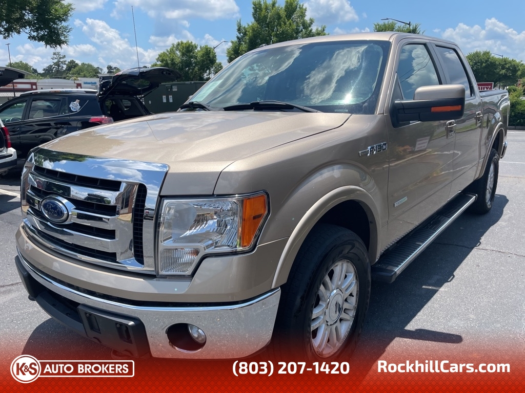 2014 Ford F-150  - K & S Auto Brokers