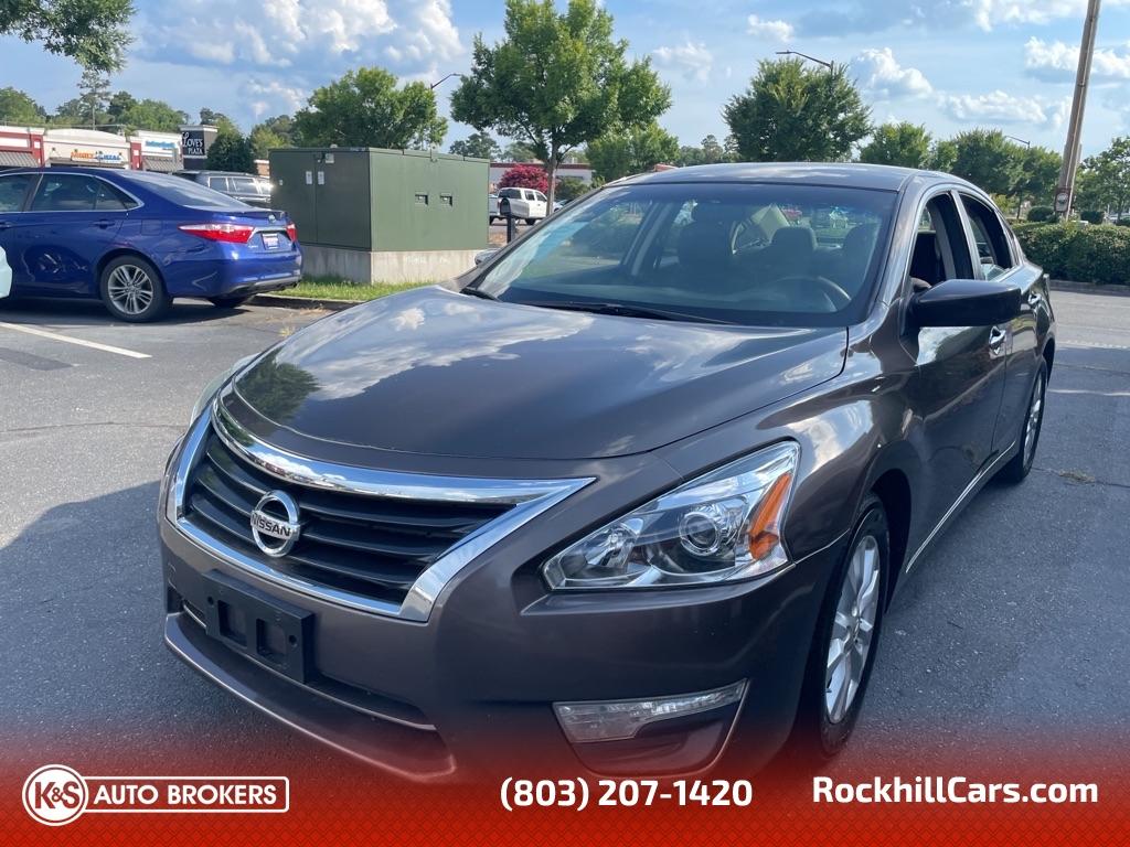 2014 Nissan Altima 2.5  - 2983  - K & S Auto Brokers