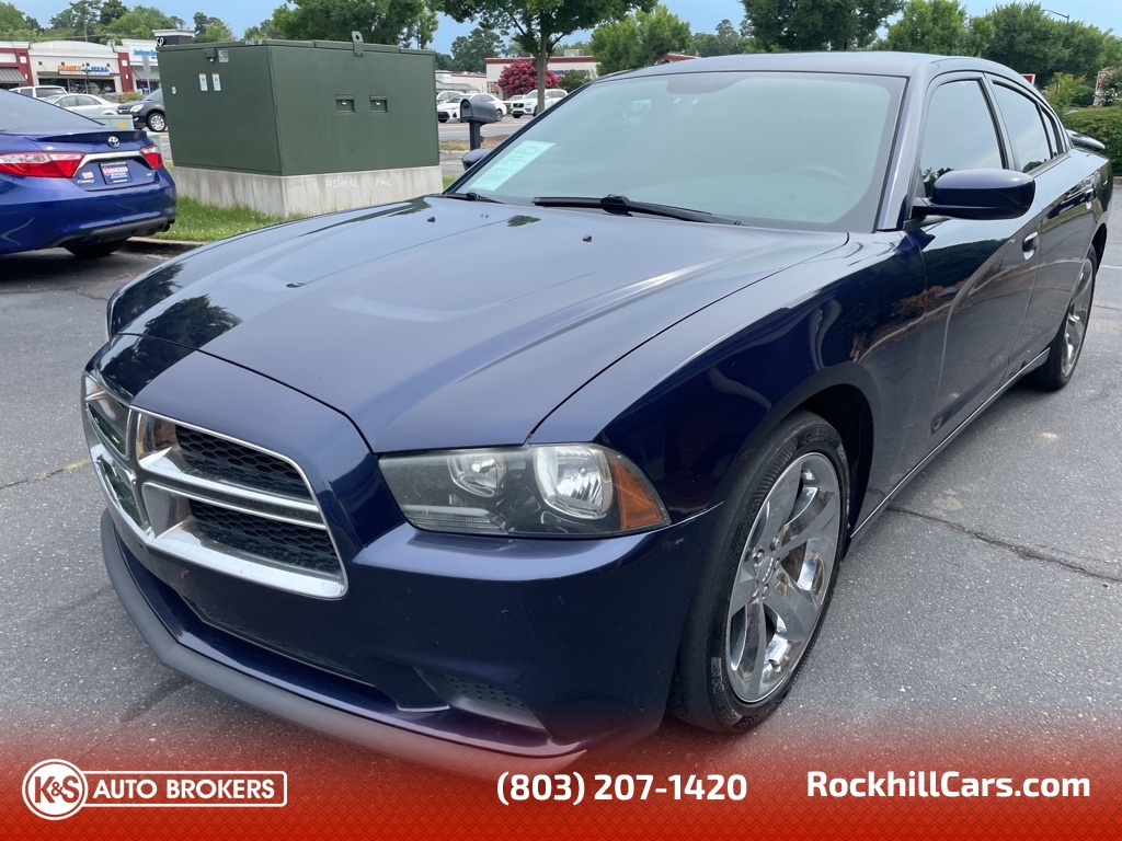 2014 Dodge Charger  - K & S Auto Brokers
