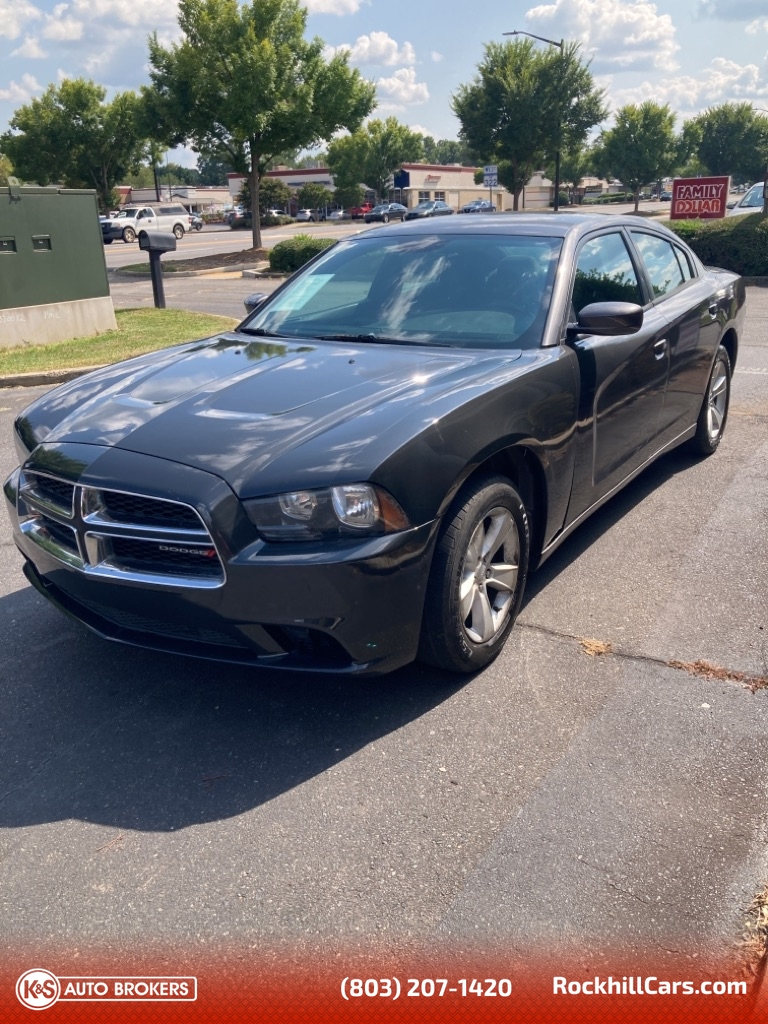 2014 Dodge Charger SE  - 3011  - K & S Auto Brokers