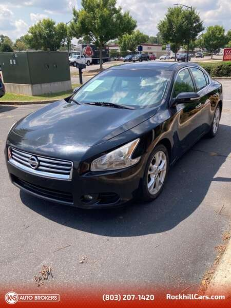 2014 Nissan Maxima SV for Sale  - 2996  - K & S Auto Brokers