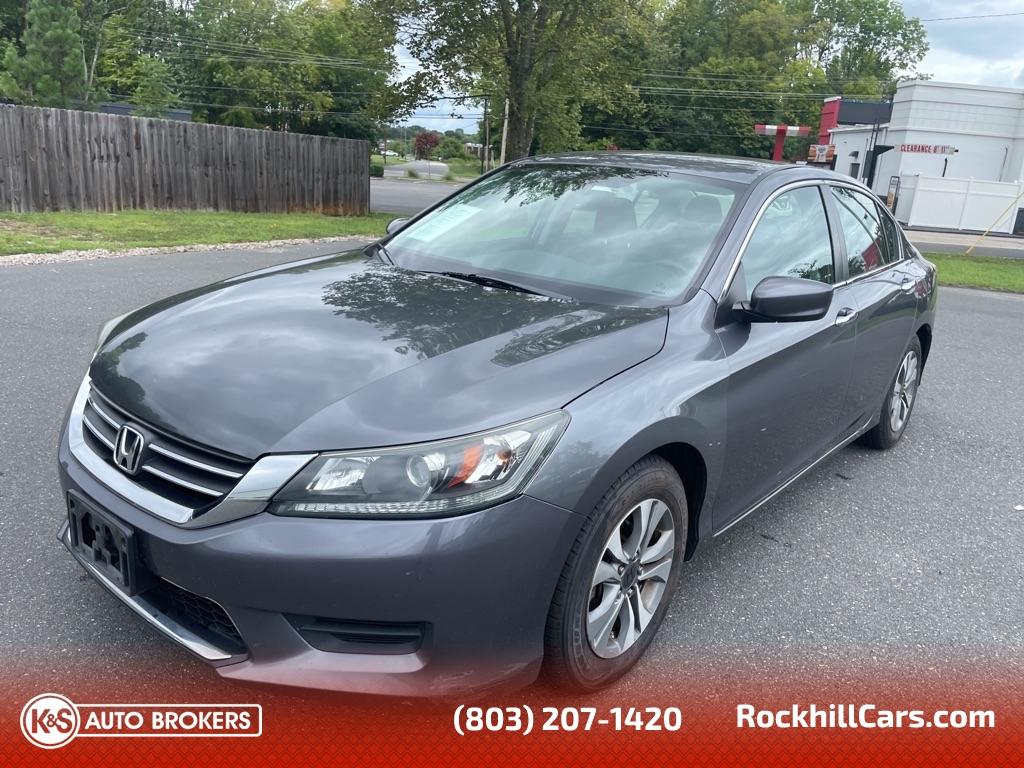 2014 Honda Accord LX  - 3022  - K & S Auto Brokers