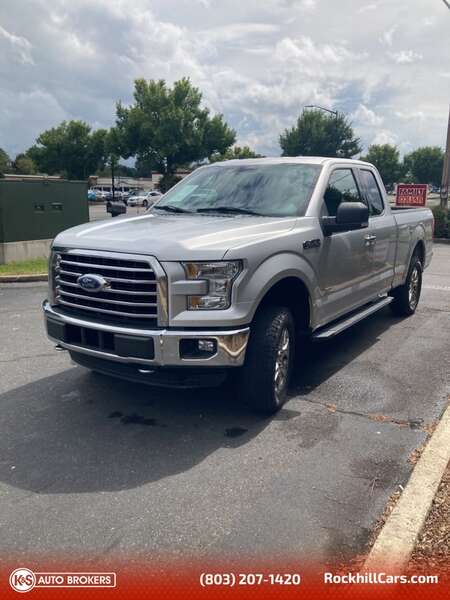 2015 Ford F-150 SUPER CAB 4WD SuperCab for Sale  - 3037  - K & S Auto Brokers