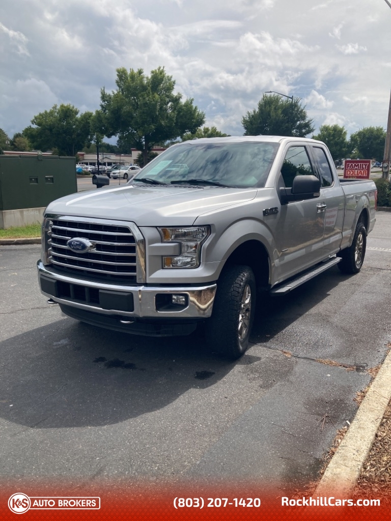 2015 Ford F-150 SUPER CAB 4WD SuperCab  - 3037  - K & S Auto Brokers