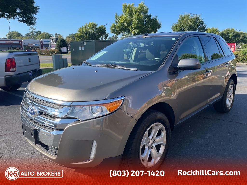 2014 Ford Edge SEL AWD  - 3051  - K & S Auto Brokers