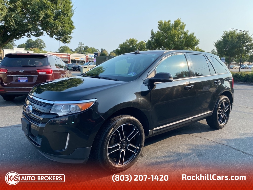 2014 Ford Edge SEL AWD  - 3072  - K & S Auto Brokers