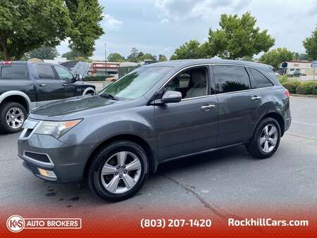 2011 Acura MDX TECHNOLOGY AWD for Sale  - 3071  - K & S Auto Brokers